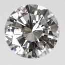 Diamant de 10.40 carats, couleur H pureté VS1 taille moderne. Vendu 202 500 euros en 2018